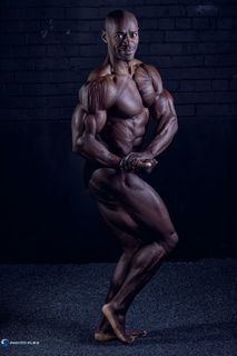 Sam Watt Bodybuilder